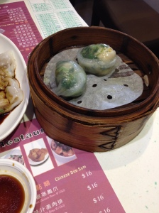 Dumplings at One Dim Sum, Kowloon