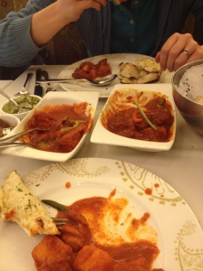 Vindaloo at Gaylord Hong Kong