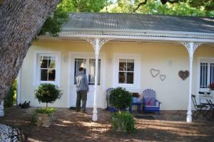 The Garden House, Franschhoek