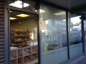 Artisan Bakery in Headingley