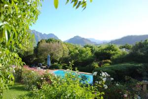 The Garden House, Franschhoek