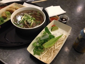 Pho in Trinity Kitchen, Leeds