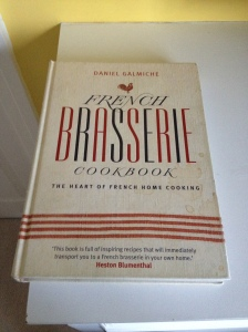 French Brasserie cookbook by Daniel Galmiche