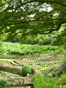 Raithwaite Hall gardens in Whitby
