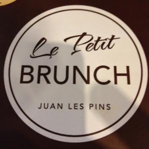 Les Petit Brunch in Juan-les-Pins