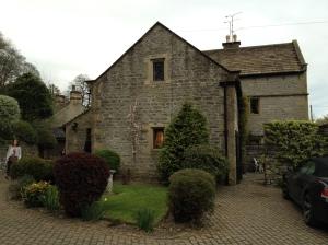 Hassop Cottage, Peak District