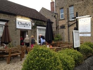 Charlie's Bistro in Baslow