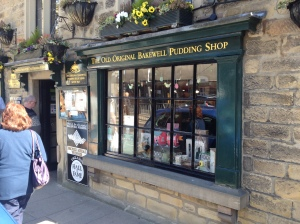The Original Bakewell Pudding Shop