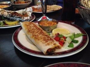 Mother India Cafe in Edinburgh