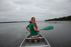 Kayaking in Myakka State Park