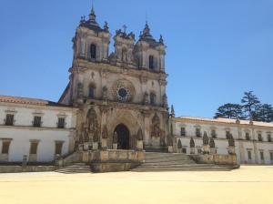 The monastery of Alcabaca