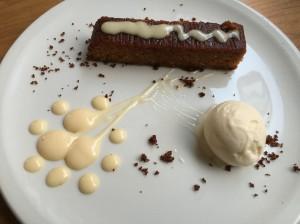 Milestone Sheffield Dessert
