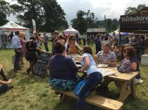 Ripley Castle Foodies Festival