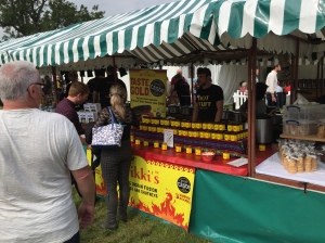 Ripley Castle Foodies Festival