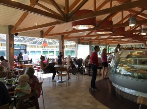 Lakeside Cafe Roundhay Park