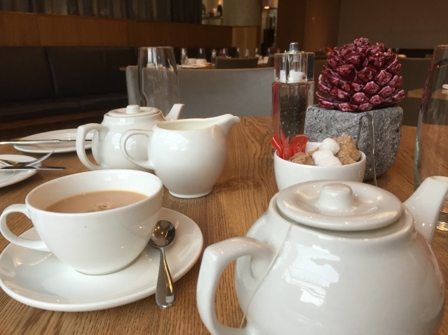 Festive Afternoon Tea Leeds Doubltree Hilton