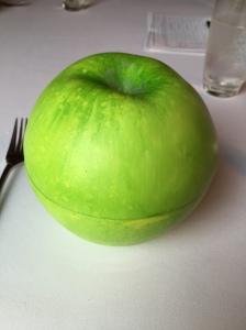 Grandma's Humble Apple Crumble