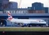 BA Embraer 190 jet