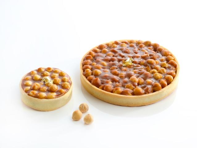 caramel-hazelnut